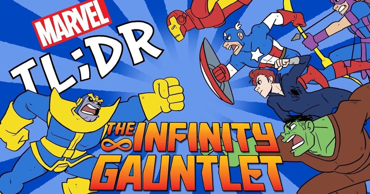 Watch: What is Infinity Gauntlet? - Marvel TL;DR