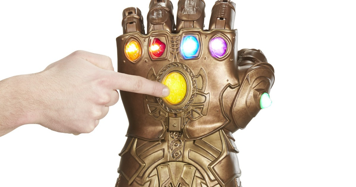 Marvel Legends Unveils Life-Size Infinity Gauntlet Replica