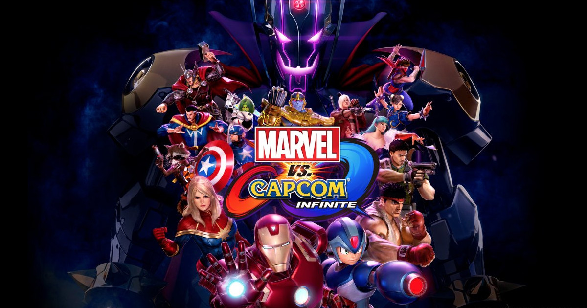 Marvel Vs. Capcom Infinite Release Trailer