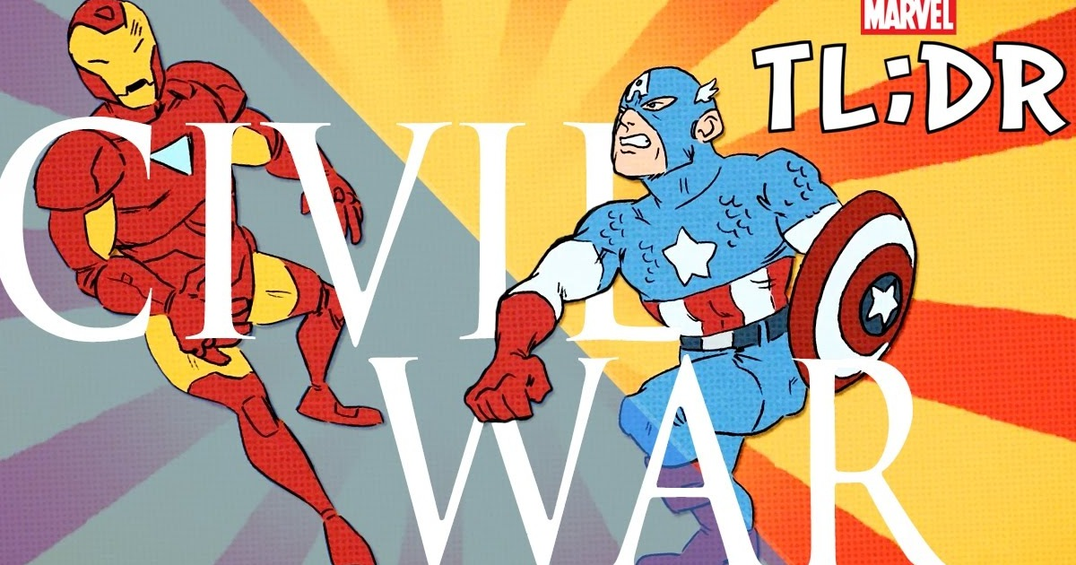 Watch: What Is Civil War? Marvel Animated Web Series