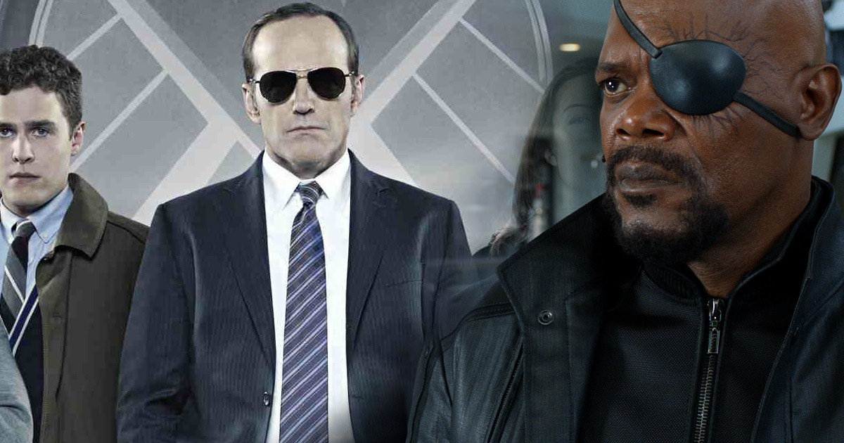 Marvel's Agents of SHIELD Cancelled