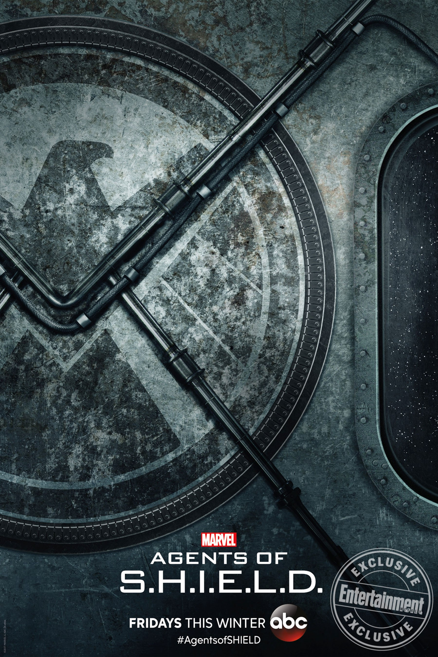 Marvel's Agents of SHIELD Season 5 Poster