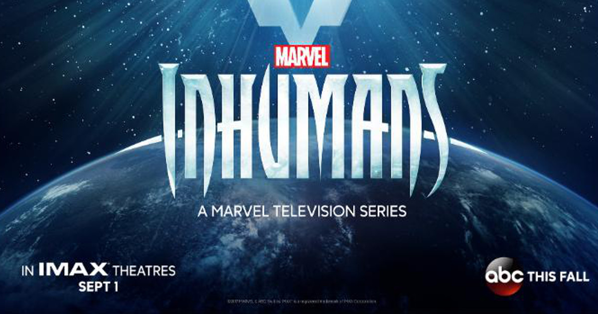 Marvel's Inhumans Gets First Poster
