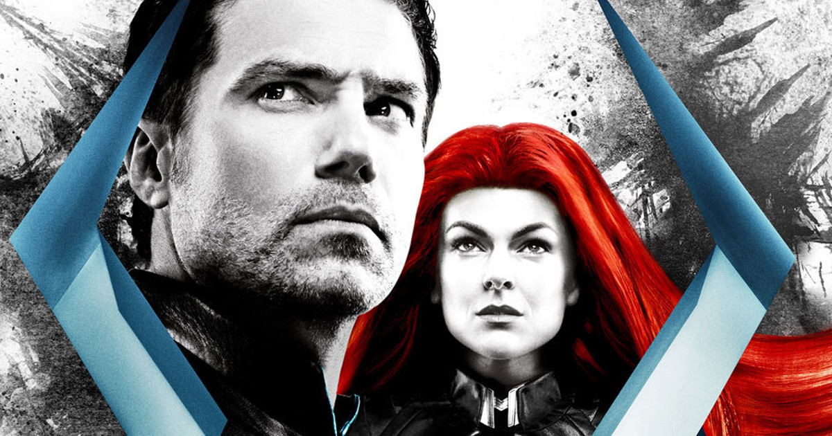 Marvel's Inhumans Ratings
