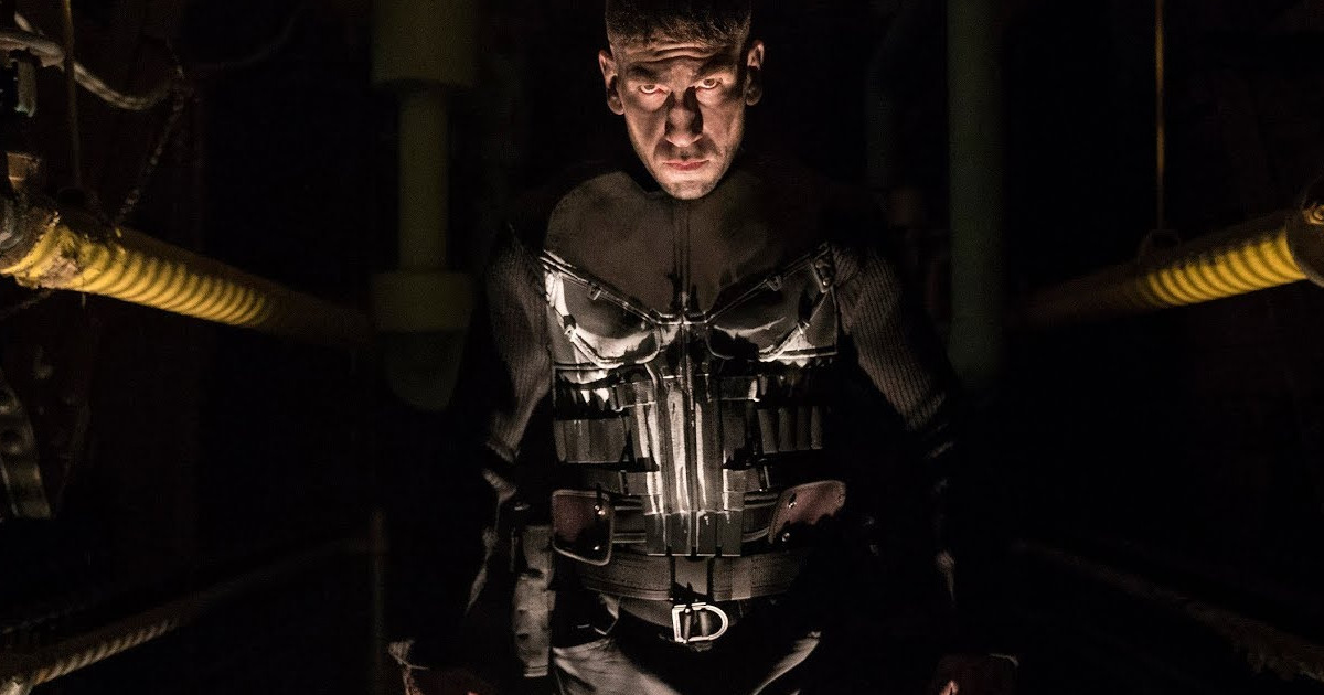 Watch New Preview For Marvel's Punisher On Netflix