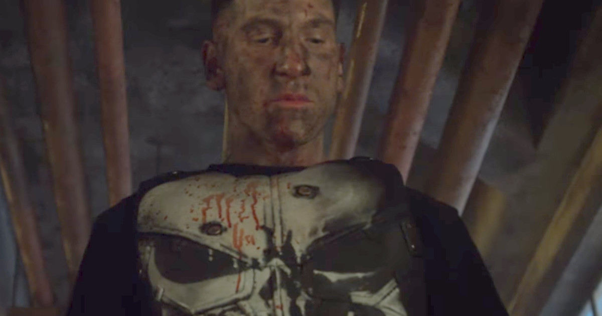 Watch The First Trailer For Marvel's The Punisher On Netflix