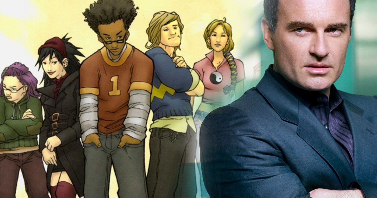 Marvel's Runaways Casts Fantastic Four Alum Julian McMahon