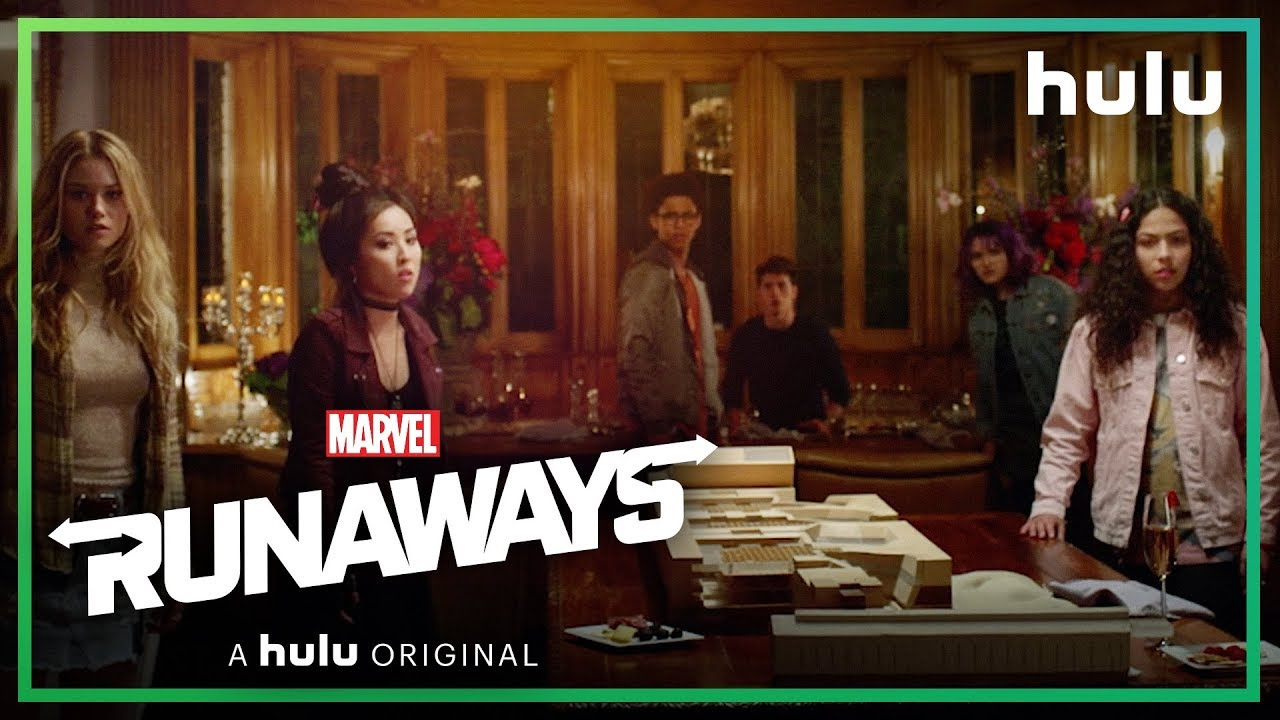 Teenage angst, superpowers and death come alive in Marvel's Runaways trailer