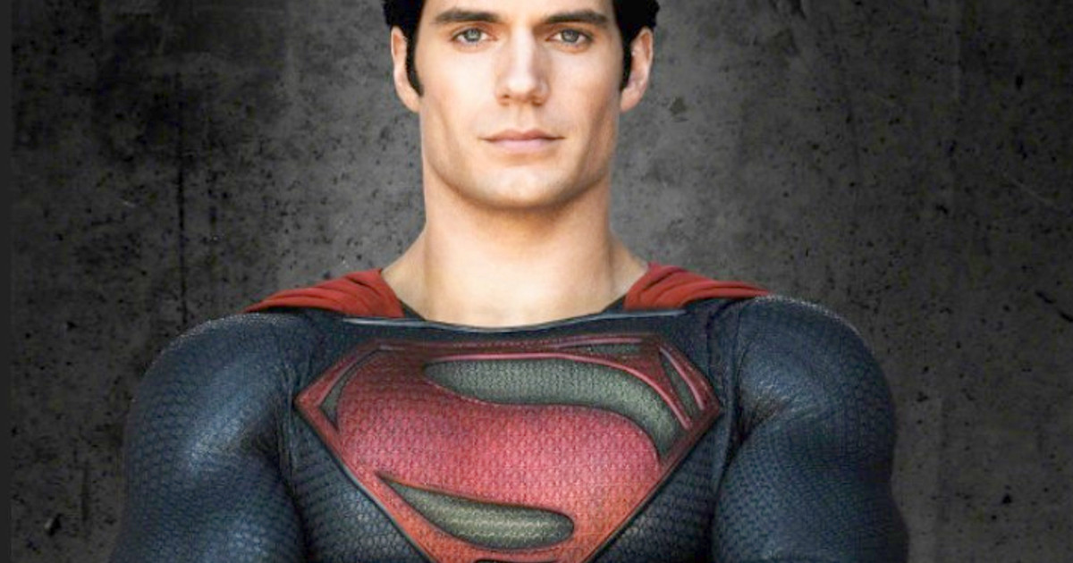 Henry Cavill Superman Krypton