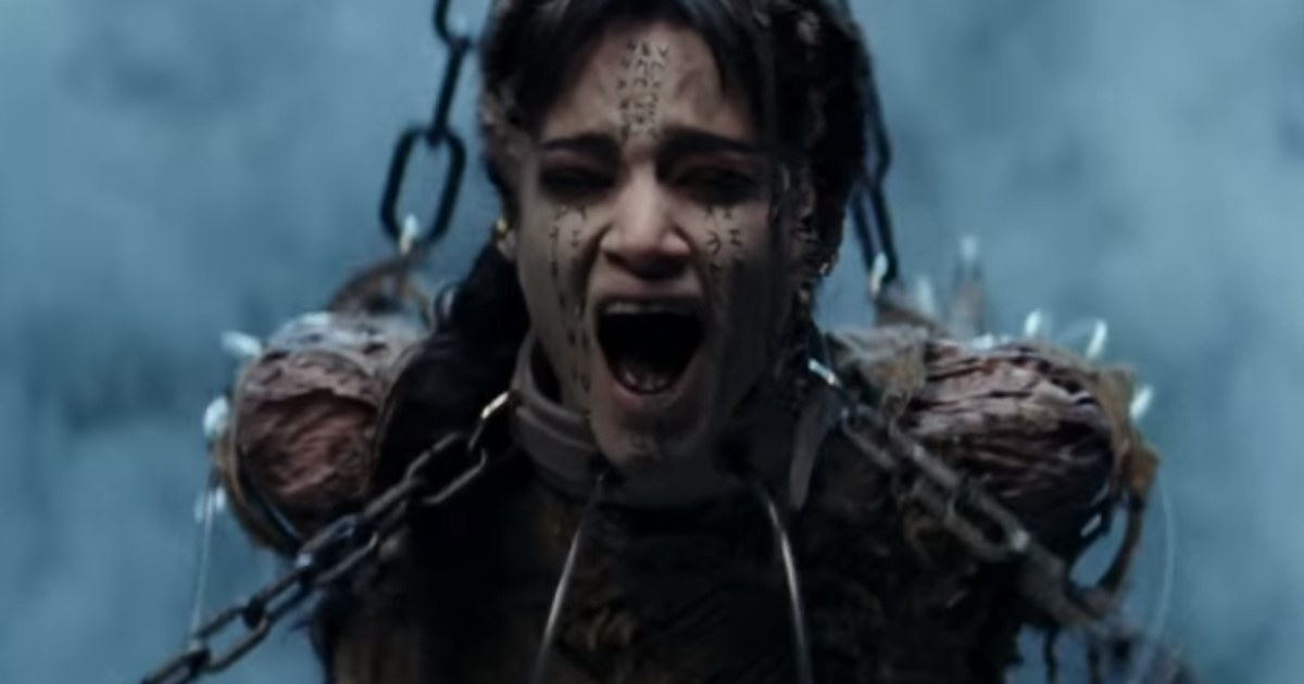 Meet The Mummy Sofia Boutella Featurette