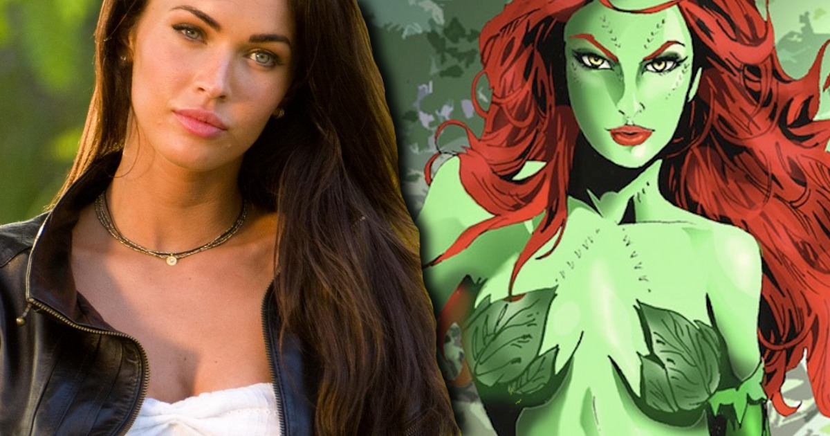 Megan Fox Rumored For Poison Ivy In Gotham City Sirens