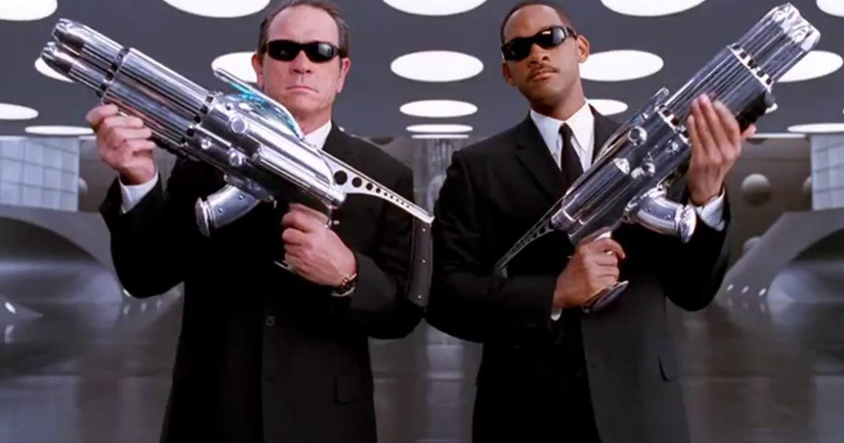 Men In Black Spinoff