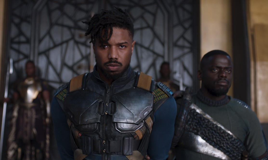 Black Panther Michael B Jordan