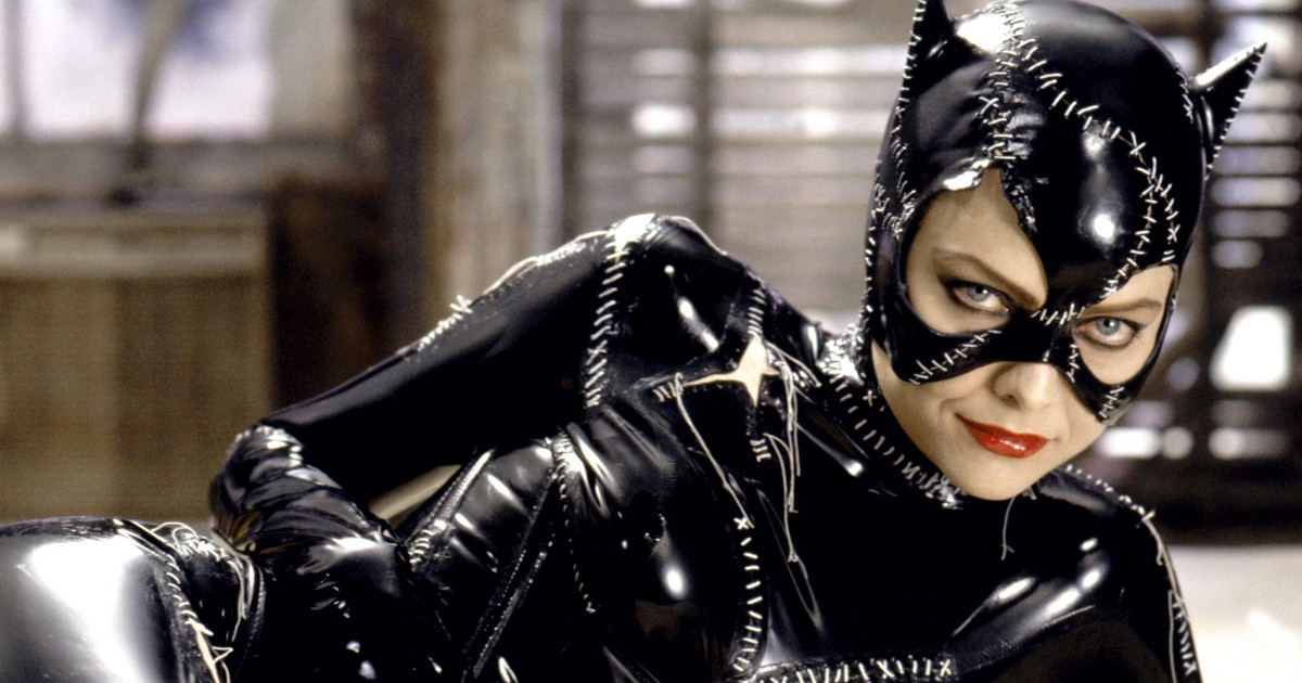Michelle Pfeiffer Talks Catwoman and Ant-Man and the Wasp