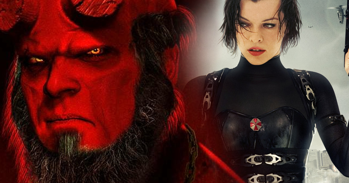 MILLA JOVOVICH 'In Final Talks' For HELLBOY Reboot