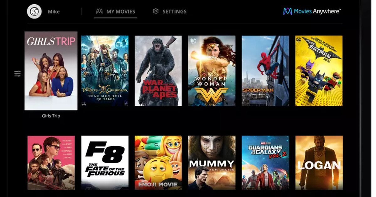 Disney, Fox, Sony, Universal and Warner Bros Join Forces For Movies Anywhere