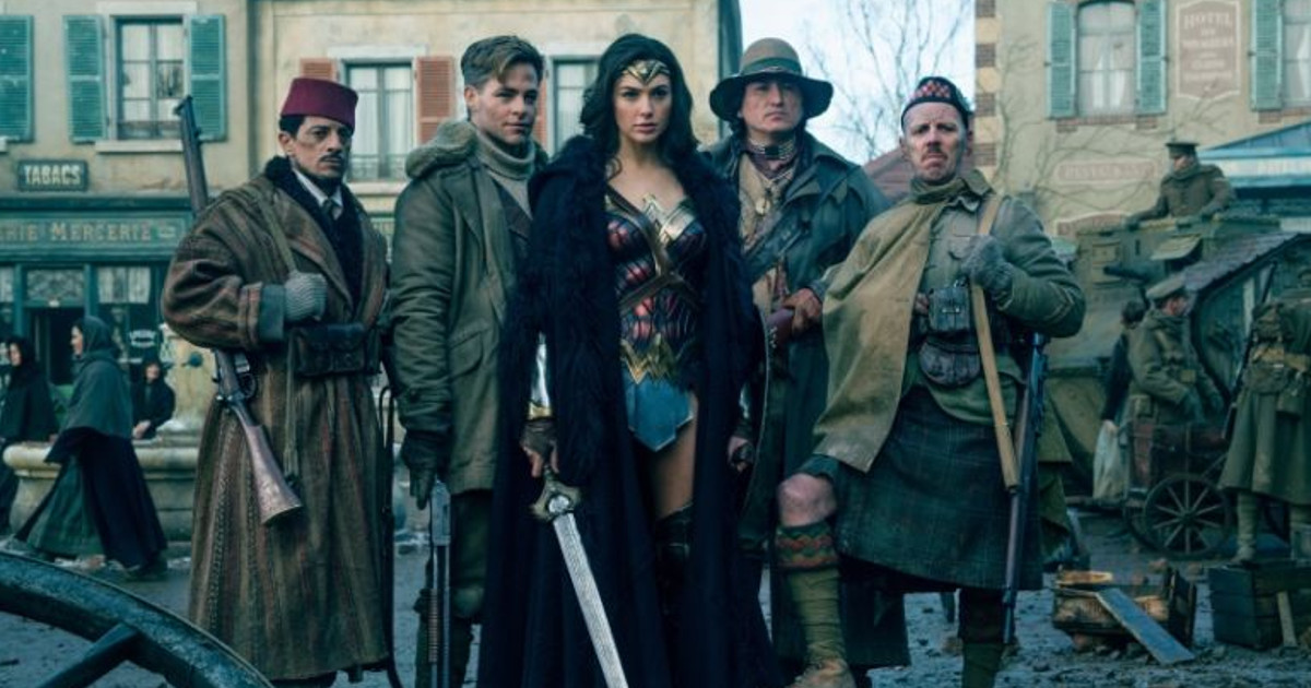 Why Gal Gadot's Wonder Woman salary seems low compared to male actors