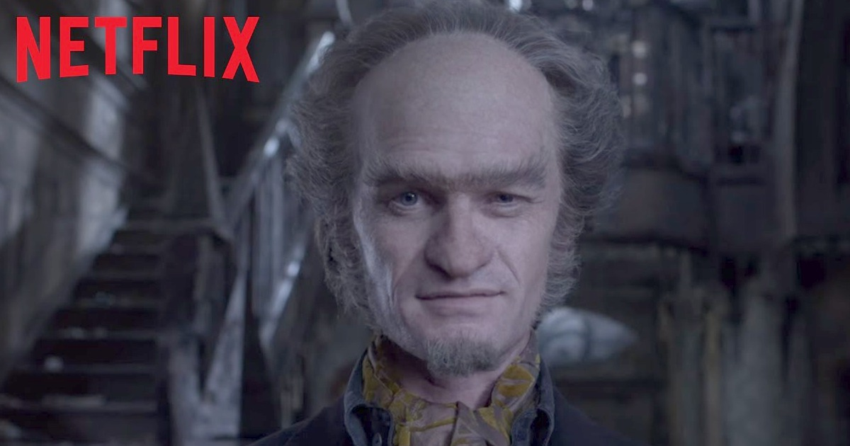 new trailer for netflix lemony snickets a series of