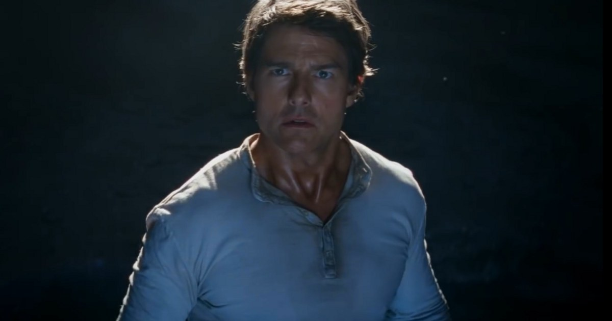 New Trailer For The Mummy