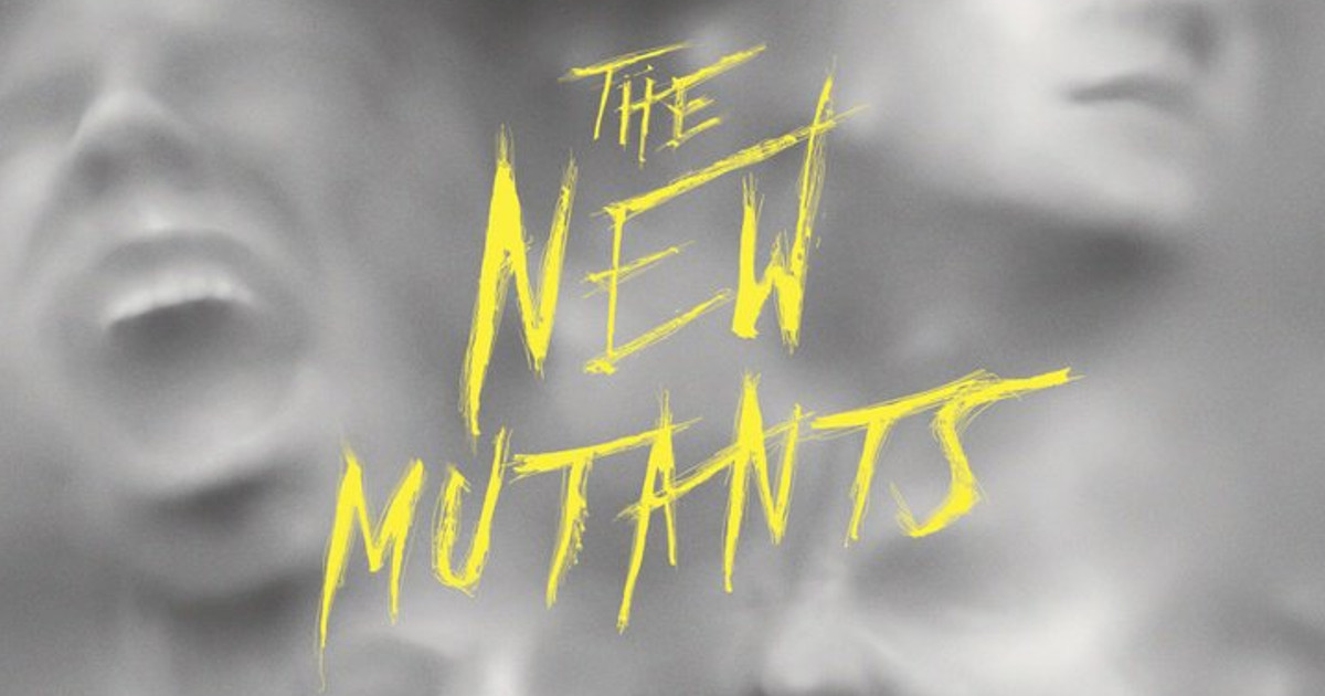 New Poster & Teaser For The New Mutants Movie