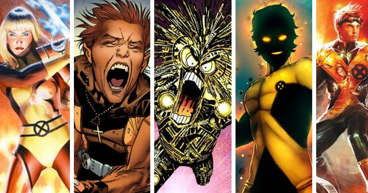 New Mutants Movie Characters Amp Writers Revealed Cosmic