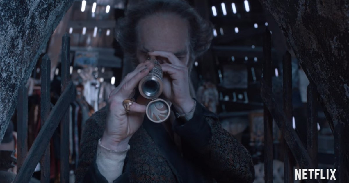 netflix lemony snicket a series of unfortunate events