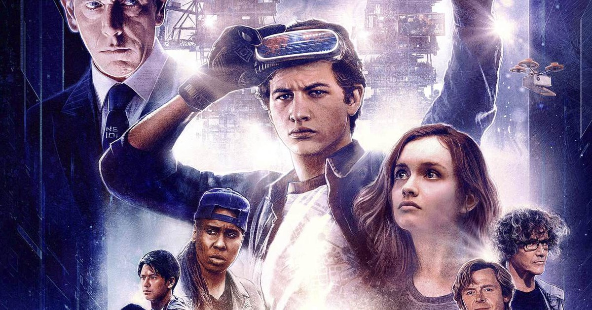New Ready Player One Poster