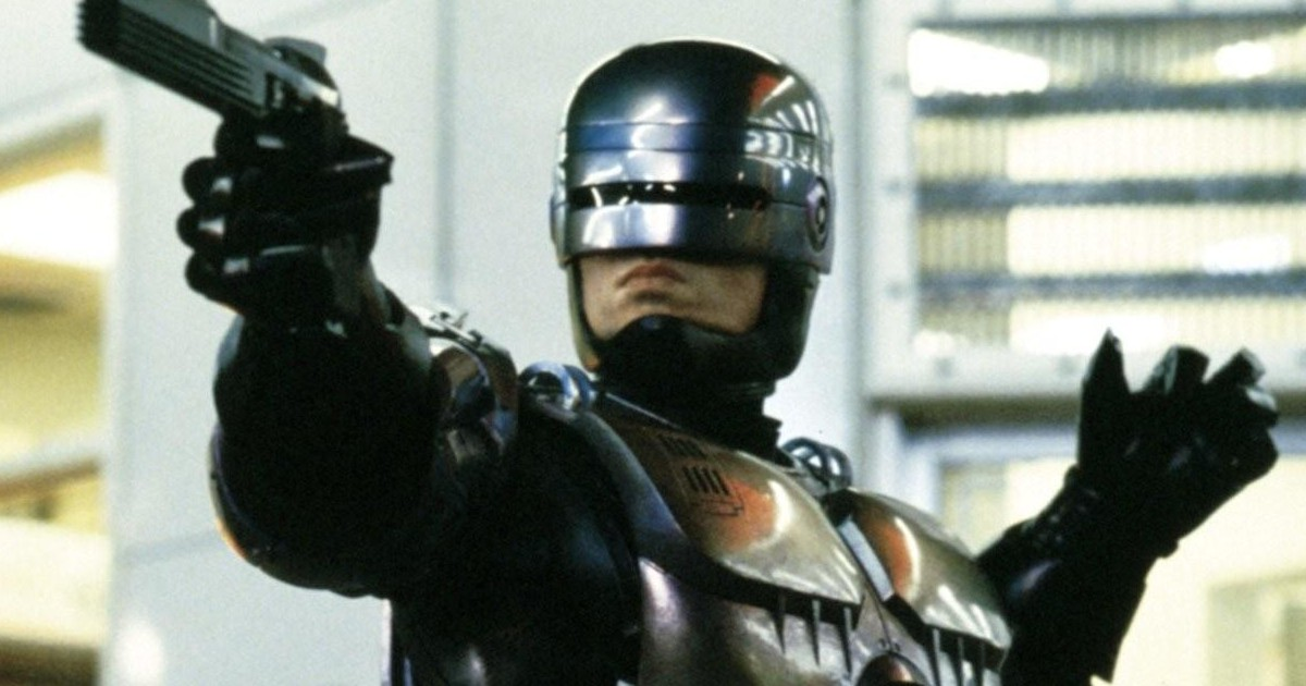 ROBOCOP (The Good One) is Getting a Sequel