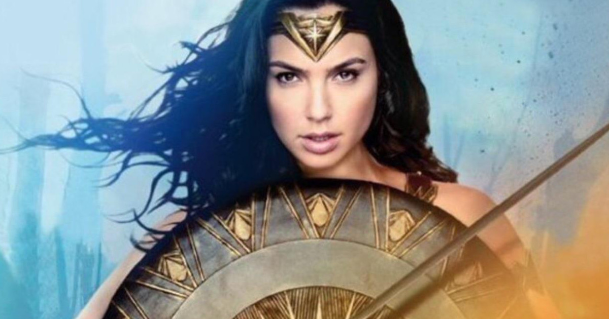 New Wonder Woman Images: Gal Gadot & More