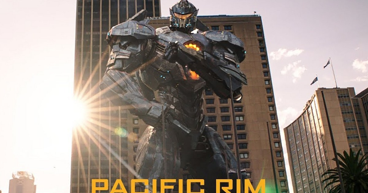 New Poster and Trailer Rise Up for Pacific Rim Uprising