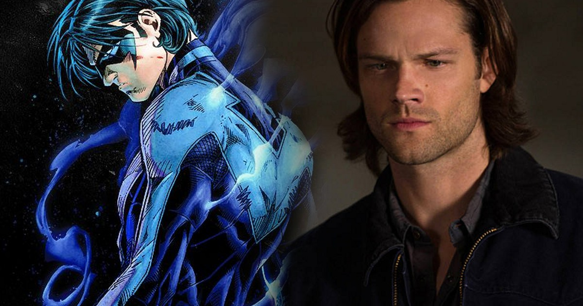 Supernatural's Jared Padalecki Wants To Play Nightwing