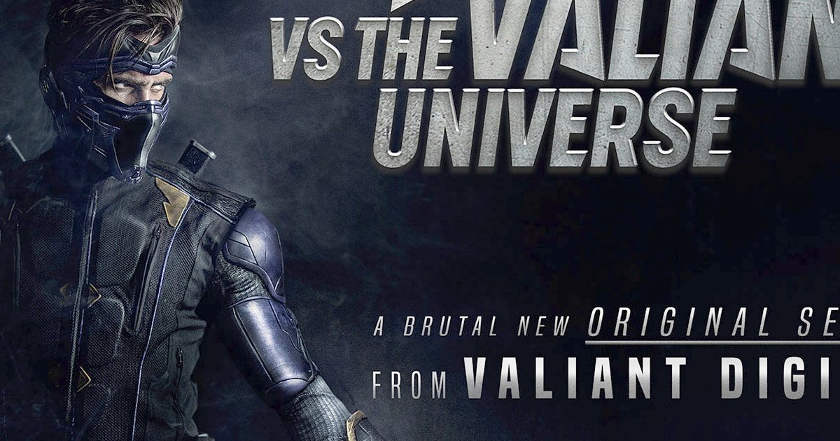 NYCC: Watch the trailer for Ninjak vs. The Valiant Universe