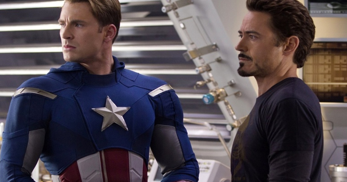 Nobody Can Ever Be Iron Man Except Robert Downey Jr. Says Chris Evans