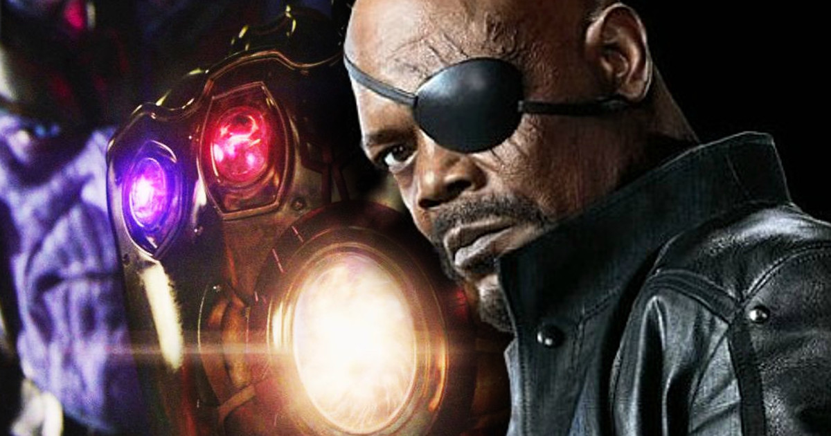 Nick Fury Isn't in Avengers 3 & 4, Samuel L. Jackson Confirms