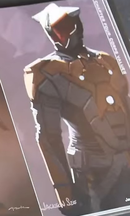 Guardians Of The Galaxy Nova Corps Andy Park Concept Art