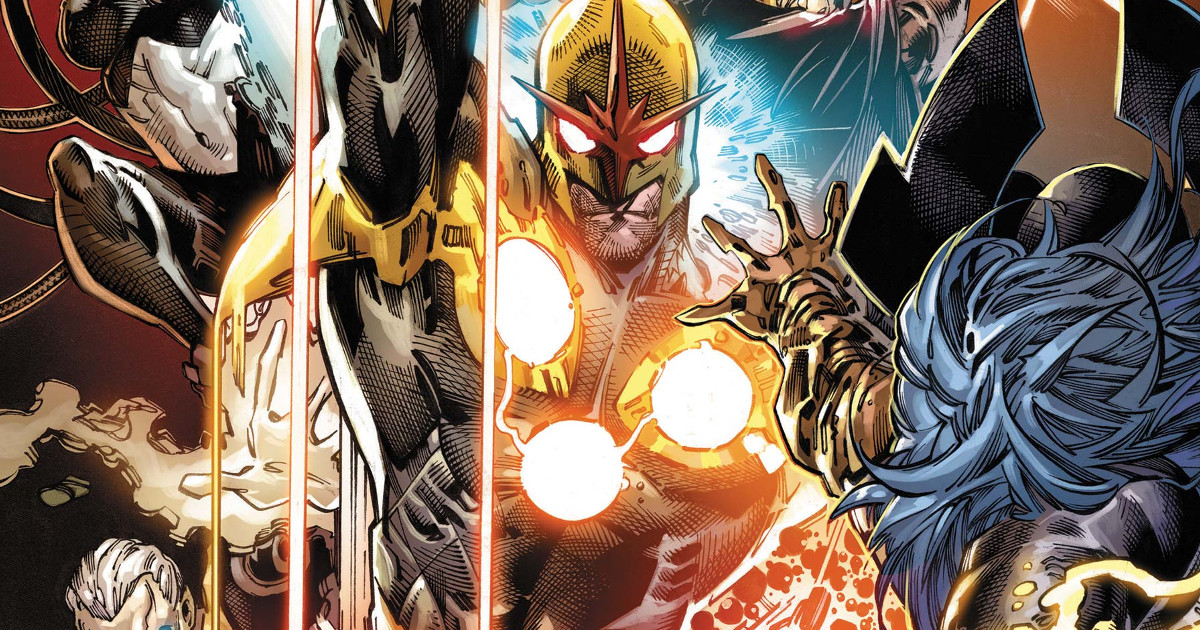 Nova and Guardians of the Galaxy 2019: An Opionion ...