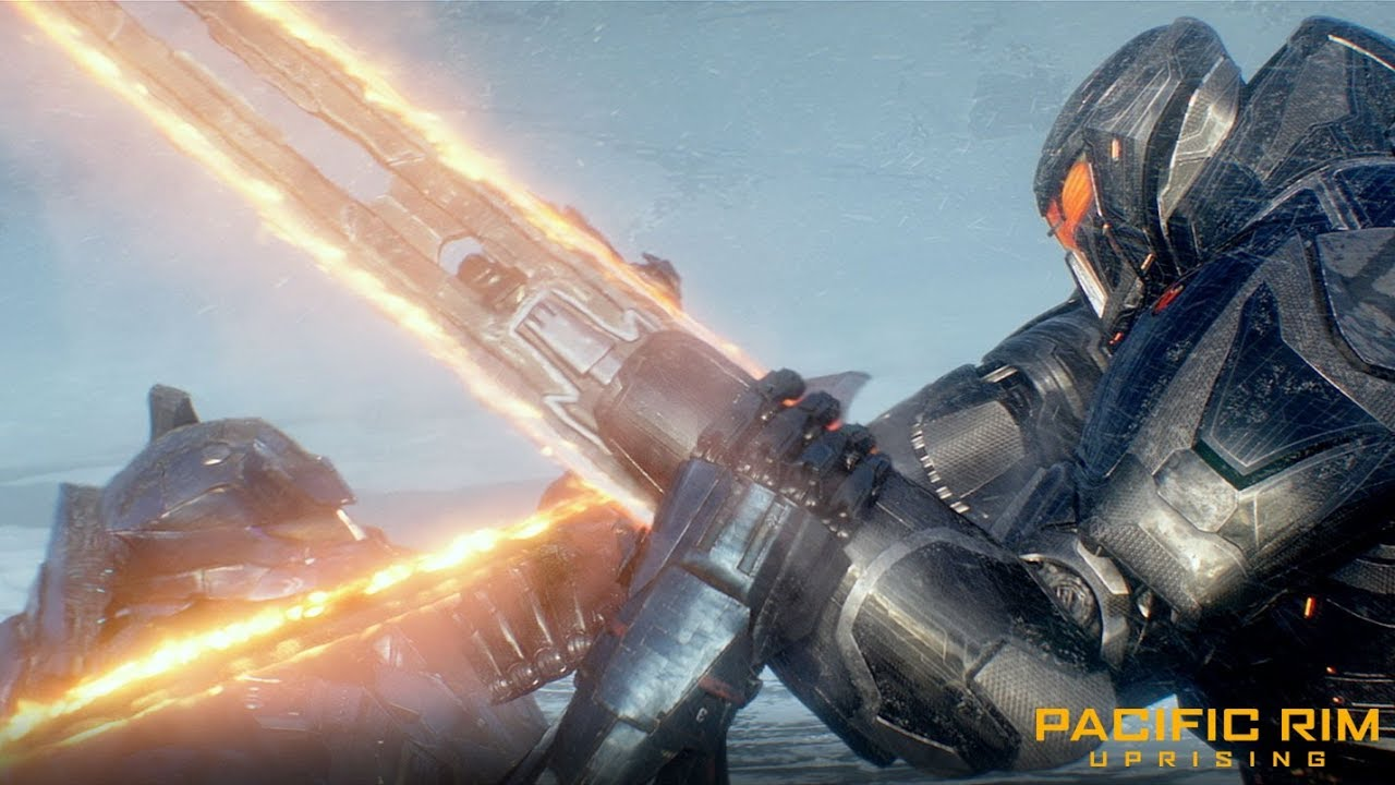 New Footage of 'Pacific Rim: Uprising' Released