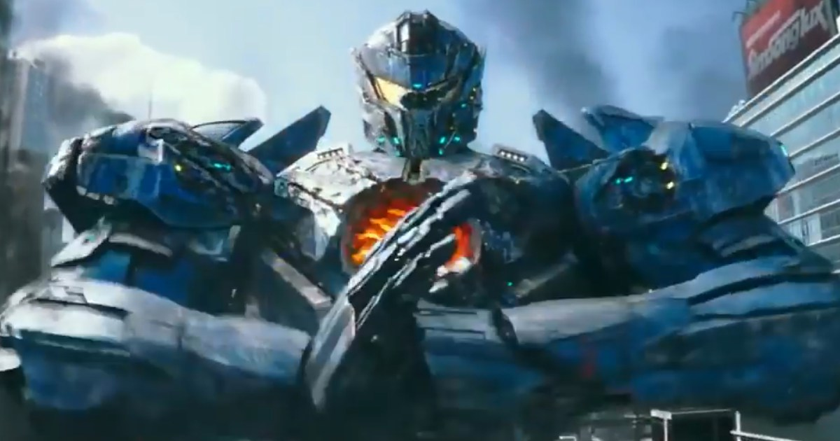 Pacific Rim Uprising Gypsy Avenger Trailer & New Posters