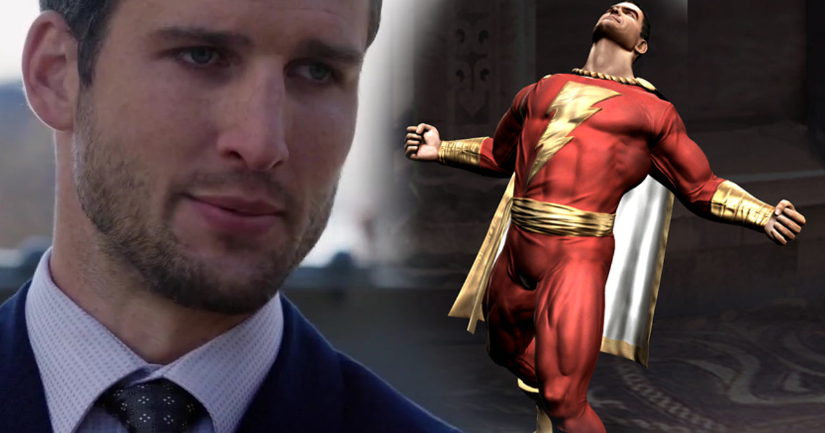 Parker Young Shazam