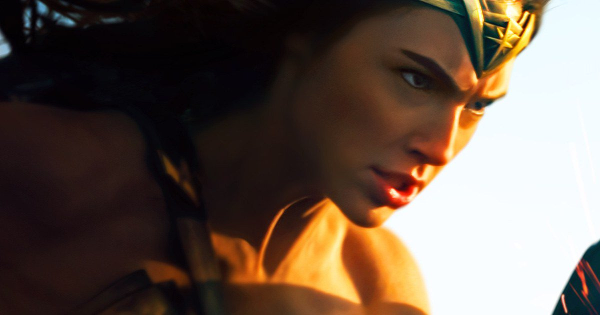 Patty Jenkins on Wonder Woman's theme music: 'It has its own journey'