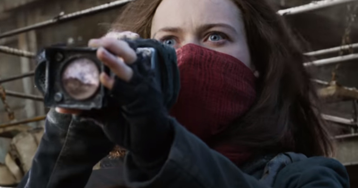 Trailer For Peter Jackson's Mortal Engines