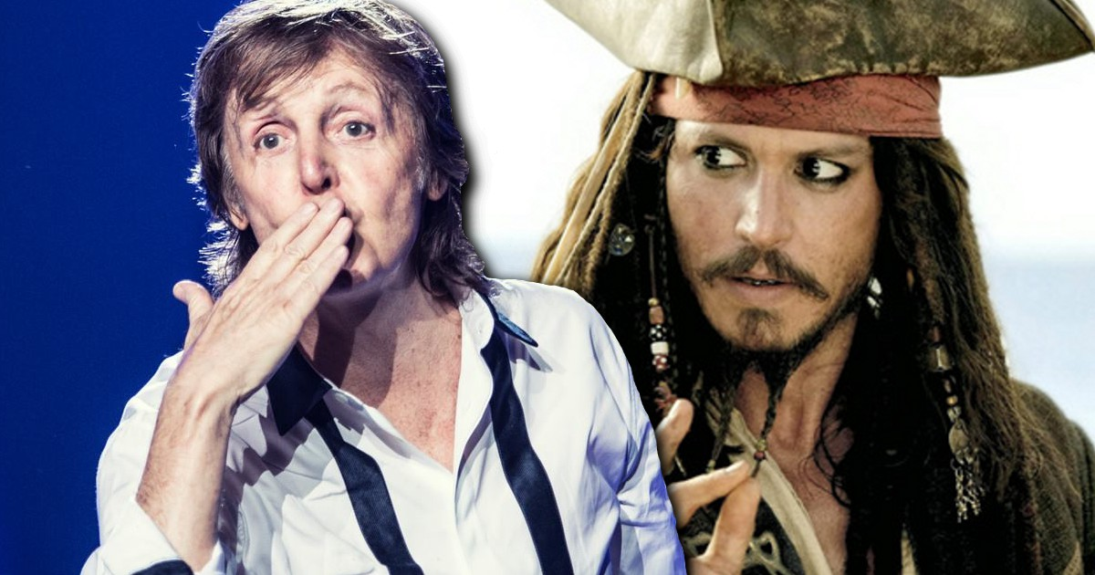 Paul McCartney Joins Pirates of the Caribbean: Dead Man Tell No Tales Cast