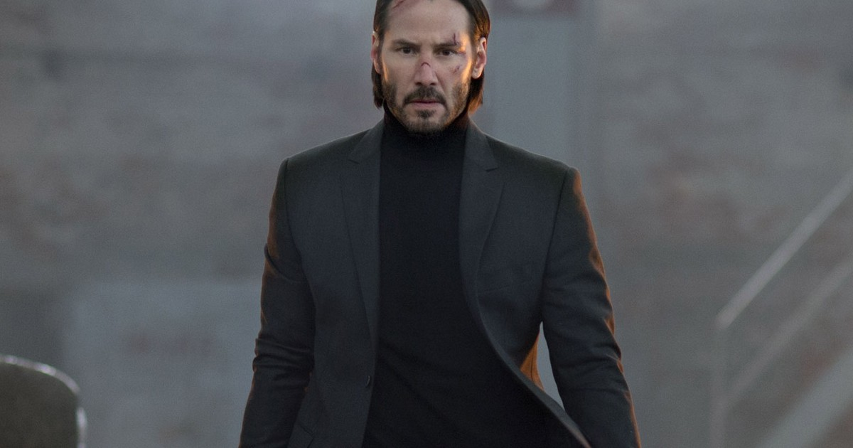 First John Wick 2 Poster - Cosmic Book News