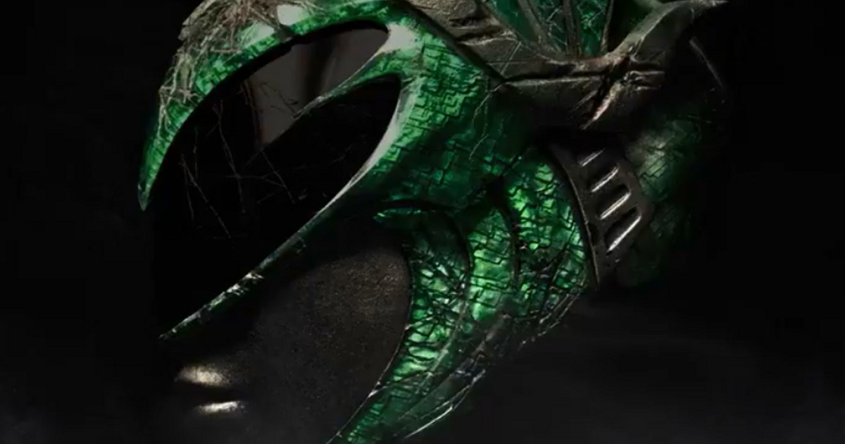 Power Rangers Movie Green Ranger Teaser; Sequels In The Works