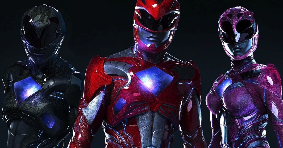 Power Rangers Movie Toys Reveal Zords