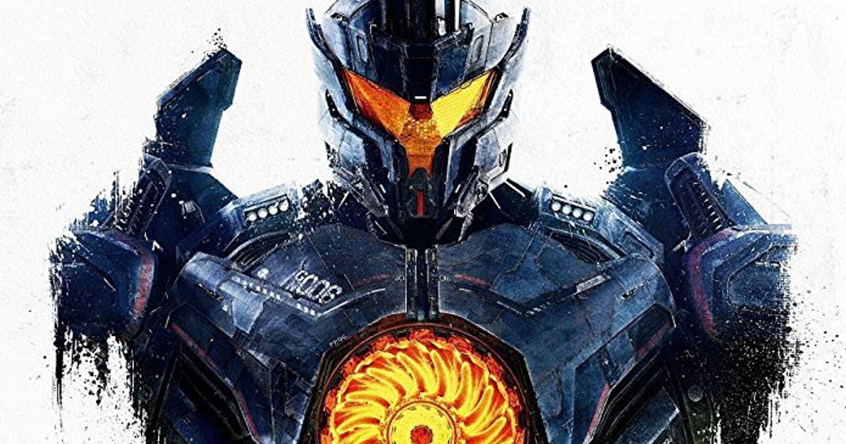 New Pacific Rim Uprising Poster