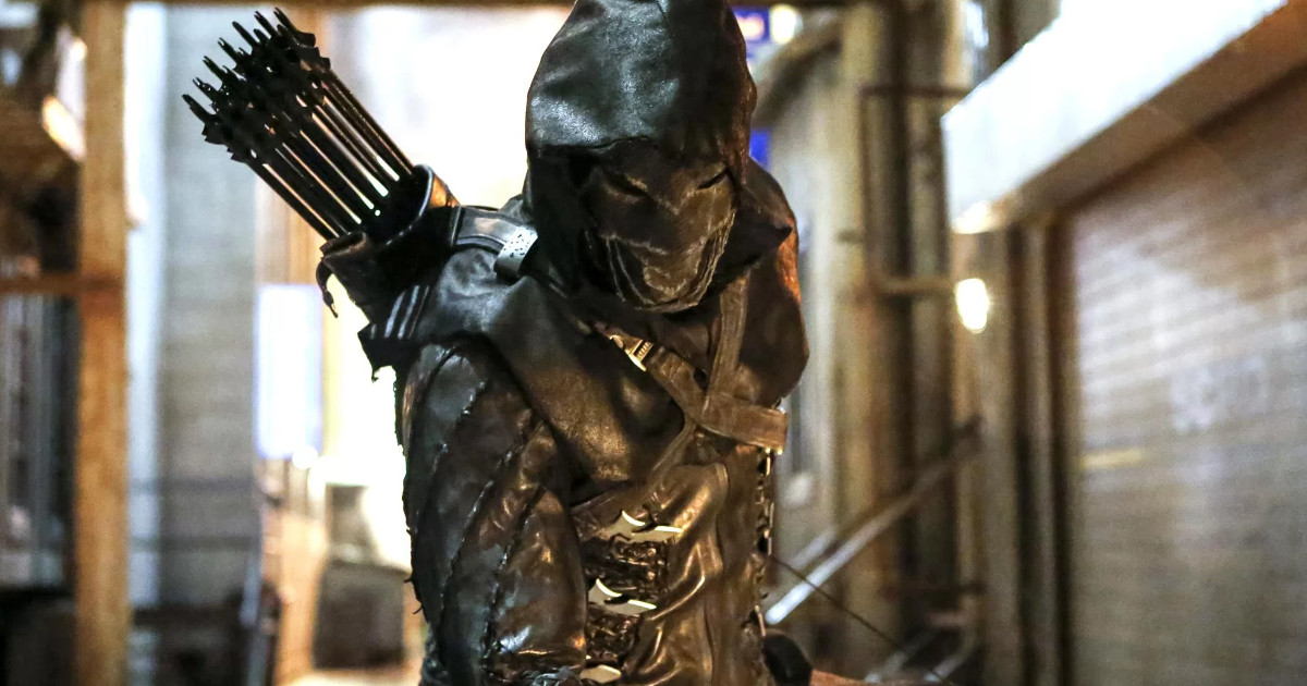 Prometheus Returns For Crisis On Earth-X Crossover
