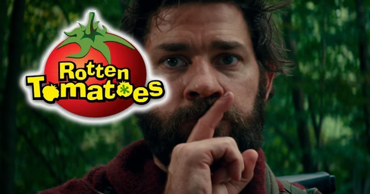 A Quiet Place Rotten Tomatoes Score Is In! | Cosmic Book News