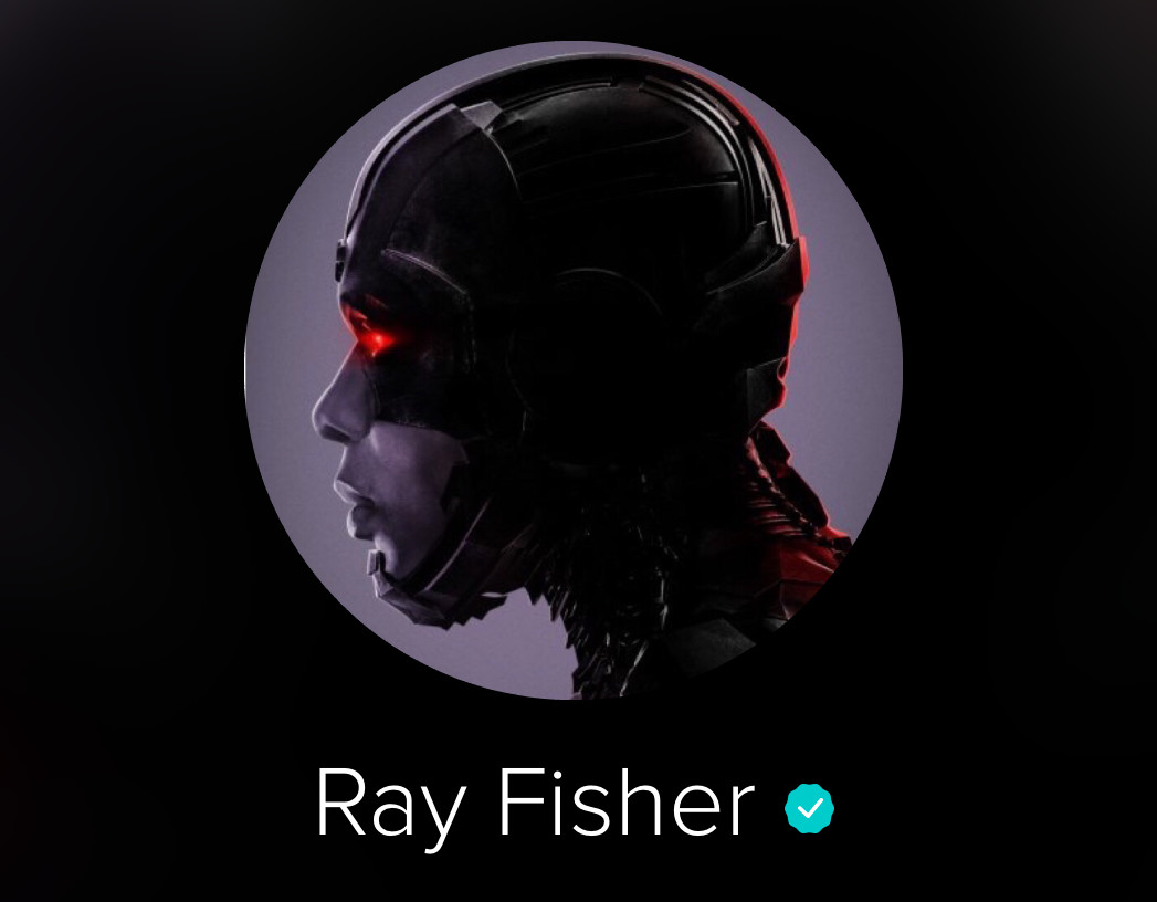 Ray Fisher Vero App
