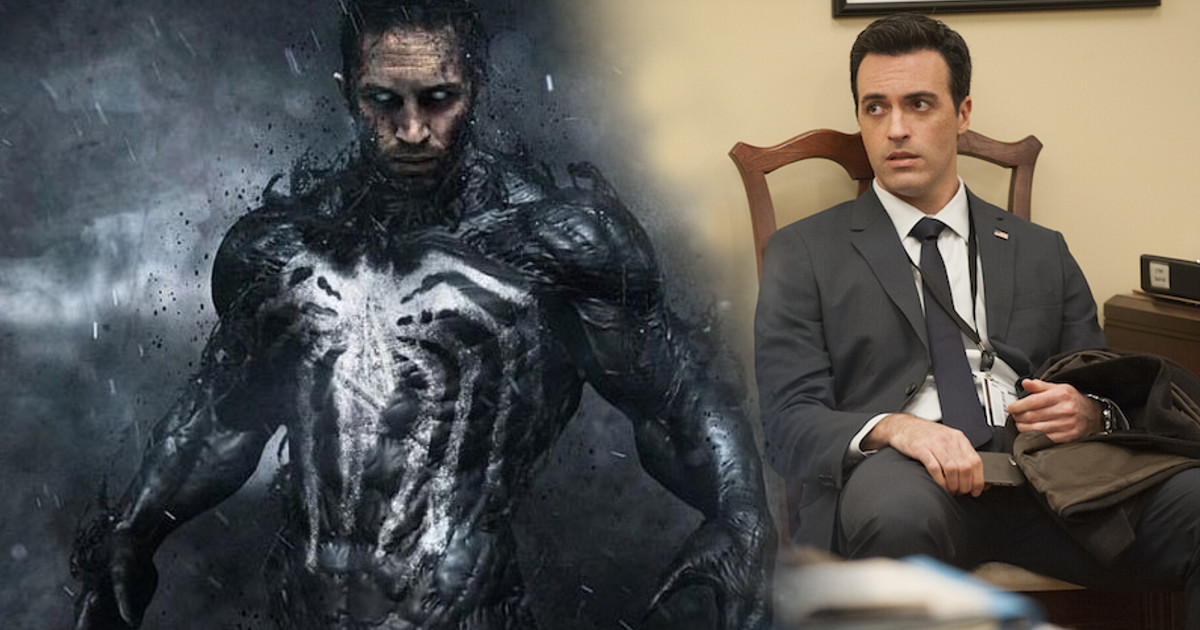 Reid Scott Venom Movie